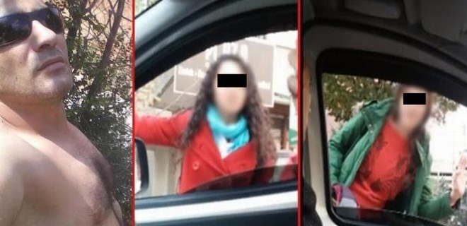 Ankara'da ki Adres sapığı yakalandı