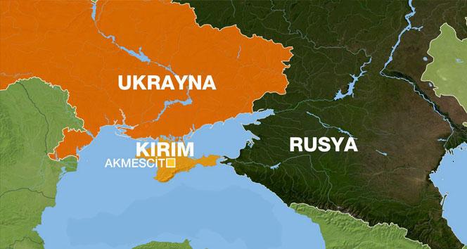 Ukrayna'dan Rusya'ya 'İşgalci' suçlaması