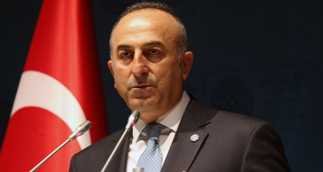 Bakan Çavuşoğlu'dan akademisyenlere sert eleştiri