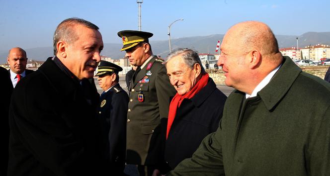 Cumhurbaşkanı Erdoğan'dan Mustafa Koç için taziye mesajı