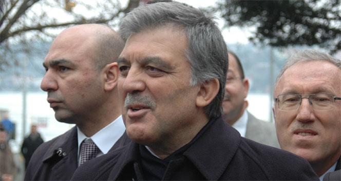 Abdullah Gül'den Koç ailesine başsağlığı mesajı