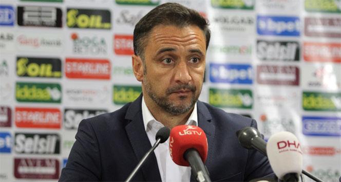 Pereira: 'Bir daha böyle oynamamalıyız'