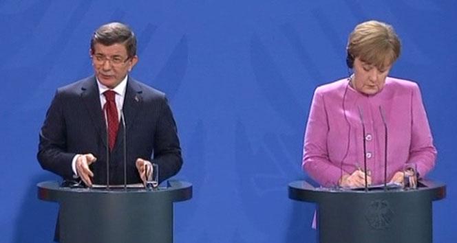 Türkiye ve Almanya ortak deklarasyon imzaladı