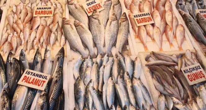 Kar yağdı, balık fiyatları yükseldi