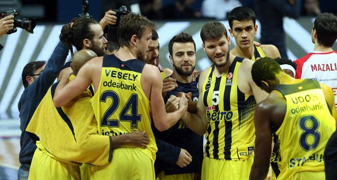Fenerbahçe, 5. maçından da galibiyetle ayrıldı!