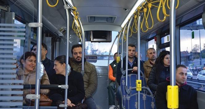 İstanbul'da ulaşım ücretlerine zam