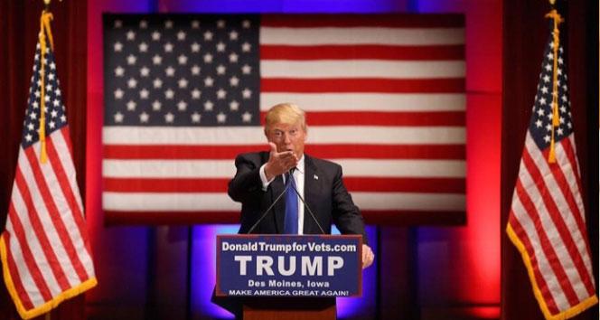Donald Trump'a büyük şok !