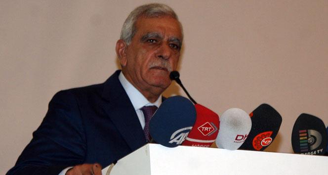 Ahmet Türk'ün torunu örgüt üyeliğinden tutuklandı