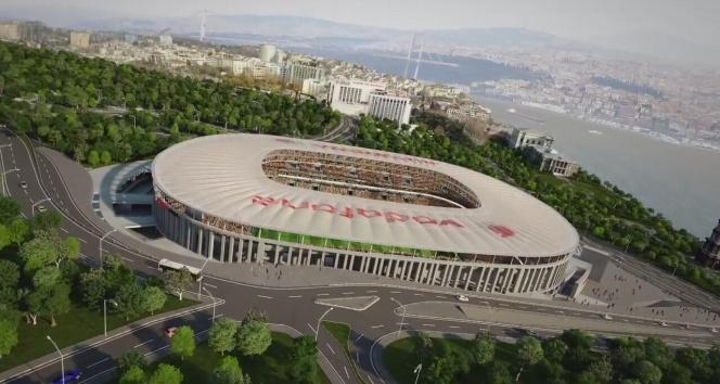 İşte Vodafone Arena'nın açılış tarihi!