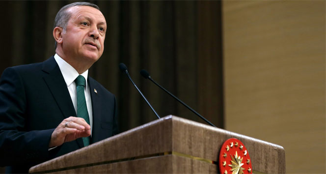 Cumhurbaşkanı Erdoğan'dan Suriye açıklaması