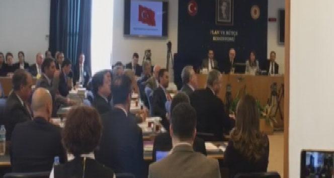MHP ve HDP'li vekiller kavga etti!