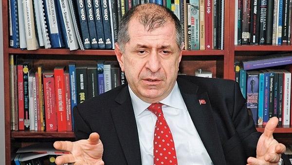 FLAŞ! MHP'li Ümit Özdağ transfer oldu!