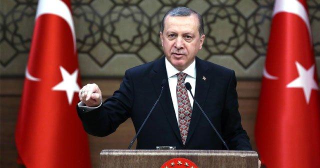 Cumhurbaşkanı Recep Tayyip Erdoğan'ın '19 Mayıs' mesajı