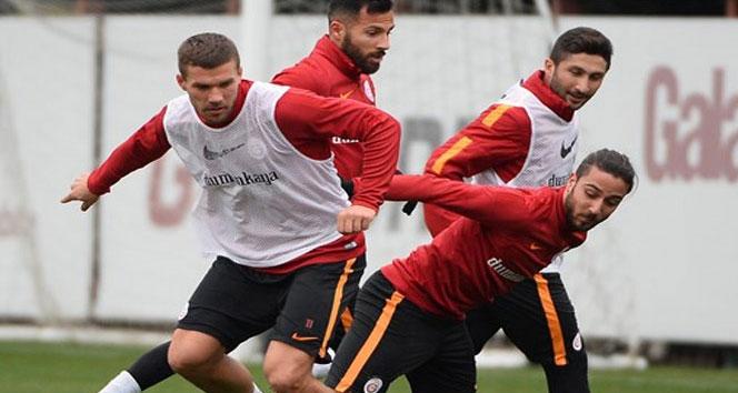 Galatasaray'a Podolski'den iyi haber