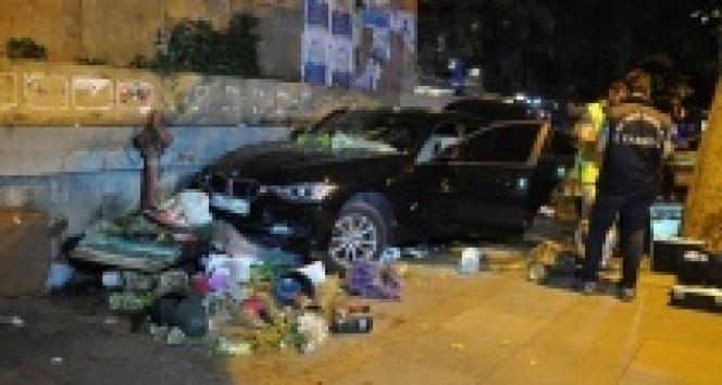 Çiçekçiye çarparak öldüren sürücüye 7 yıl hapis