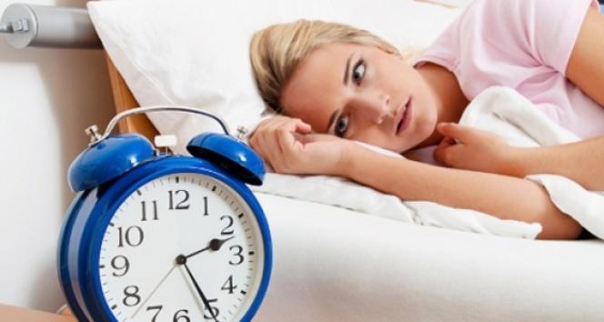 Uyku problemine çözüm