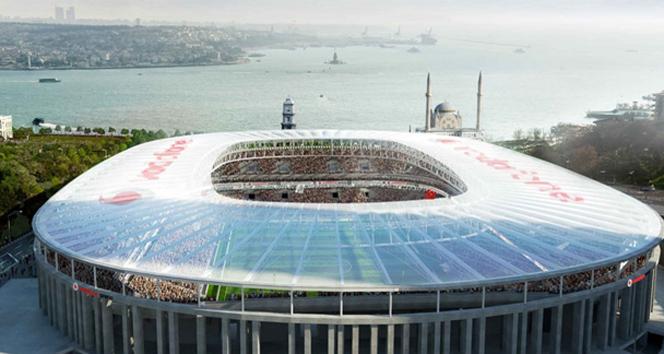 Efsaneler Vodafone Arena'da yaşayacak