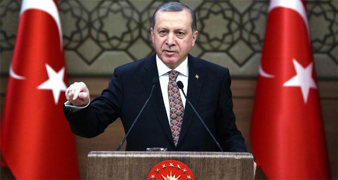 Cumhurbaşkanı Erdoğan'dan CHP'ye sert sözler