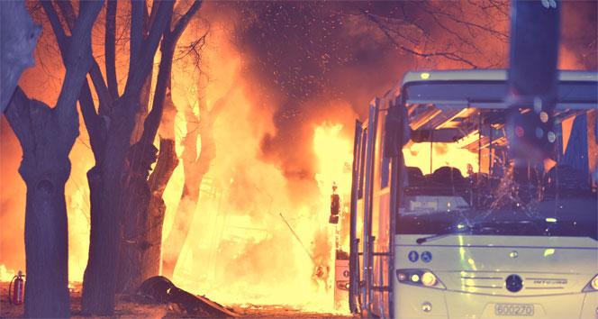 İran'dan terör saldırısına kınama