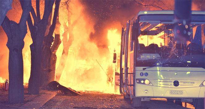 Ankara'daki patlamayla ilgili flaş gelişme!
