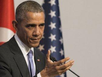 Obama'nın aklı gider ayak başına geldi!