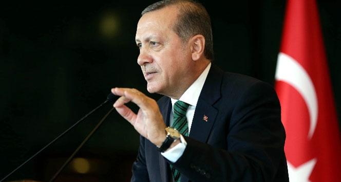 Cumhurbaşkanı Erdoğan'dan AA'ya geçmiş olsun telefonu