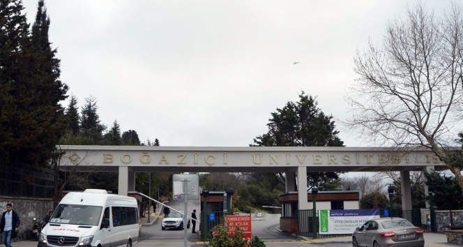 Boğaziçi Üniversitesi'nden 'şüpheli araç' açıklaması