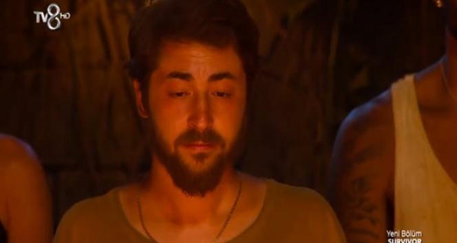 Survivor'da konseyden çıkan ilk isim Semih Öztürk
