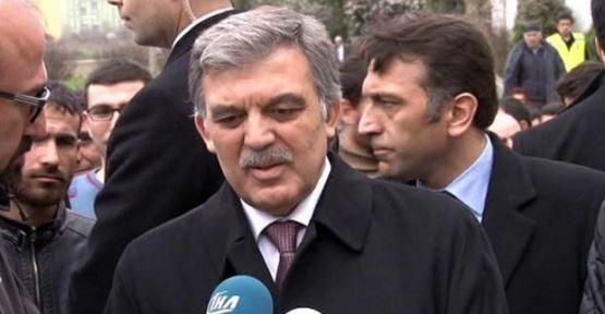 AK Parti tabanının yüzde 76'sı Gül demiş