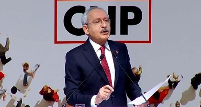Kılıçdaroğlu, kadınları kabul etti