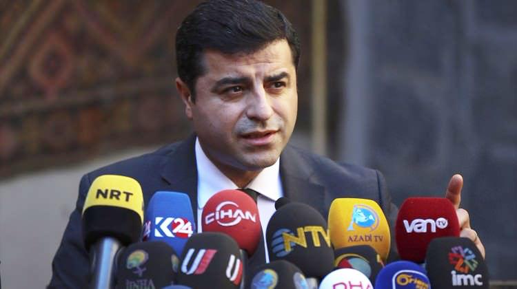 HDP'ye soğuk duş, iptal edildi