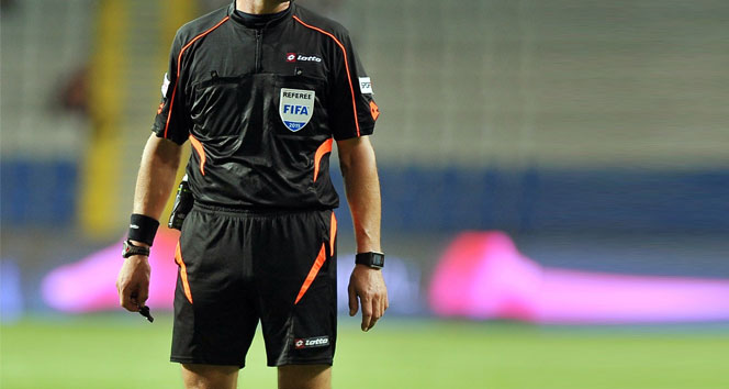 Türkiye - Avusturya maçını Pawel Gil yönetecek