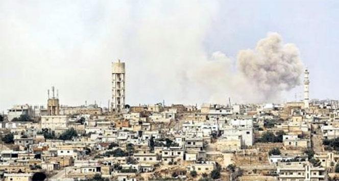 Suriye'de yeni oyun! Haritayı çizdiler
