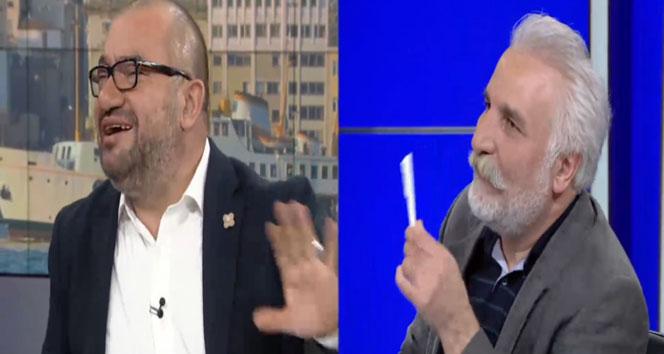 Kadir Çöpdemir ve Hasan Kaçan canlı yayında tartıştı