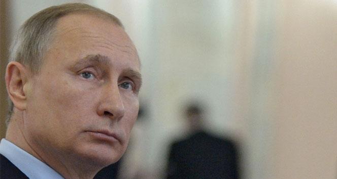 Putin'den, Türk halkına taziye mesajı