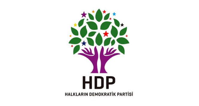 HDP'den Ankara'daki saldırıya kınama