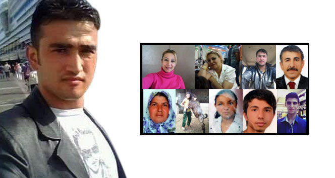 9 kişinin katili 40 gündür bulunamadı