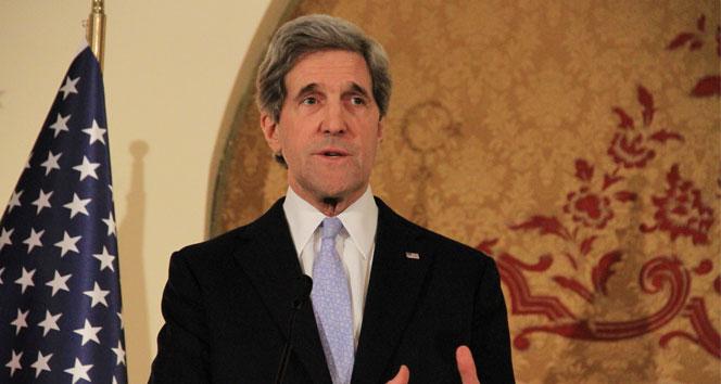 Kerry: 'DAEŞ, Irak ve Suriye'de soykırım suçu işledi'