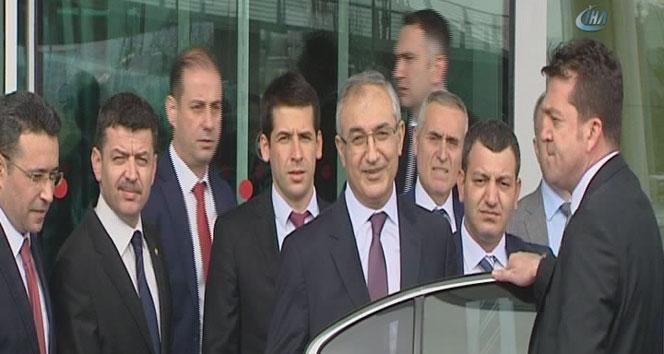 Yeni emniyet müdürü görev yeri Ankara'ya geldi
