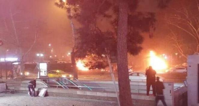 Ankara'daki terör saldırısında 6 kişiye tutuklama talebi