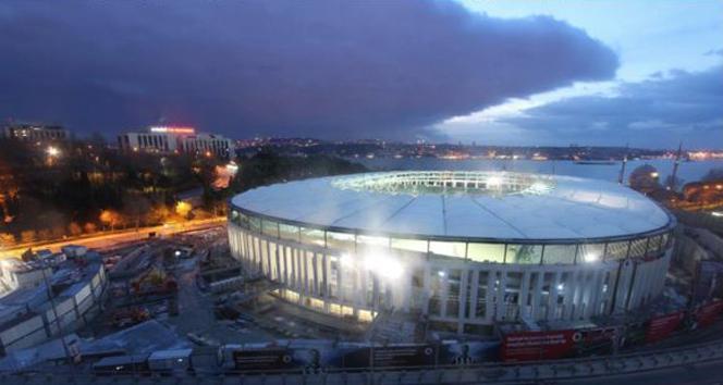 Ve Vodafone Arena'nın açılış tarihi belirlendi!