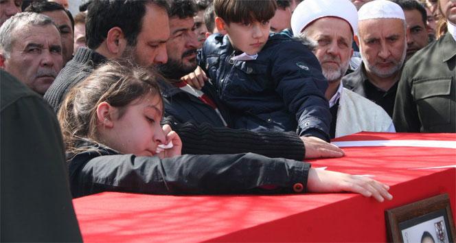 Bursa Şehit Cemil Turan için ağladı