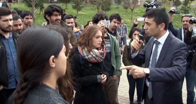Emniyet müdürünün Kürdistan tepkisi