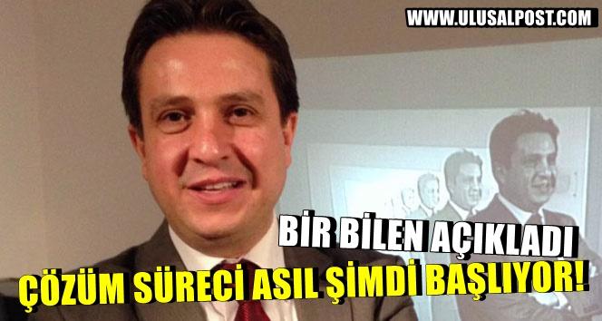 Batuhan Yaşar'dan Flaş Çözüm süreci açıklaması!