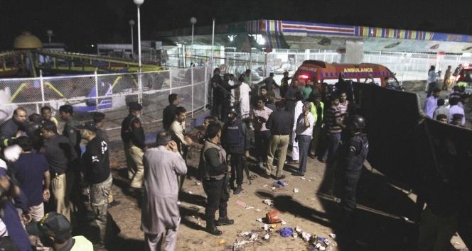 Lunaparkta terör saldırısı: 63 ölü, 300 yaralı