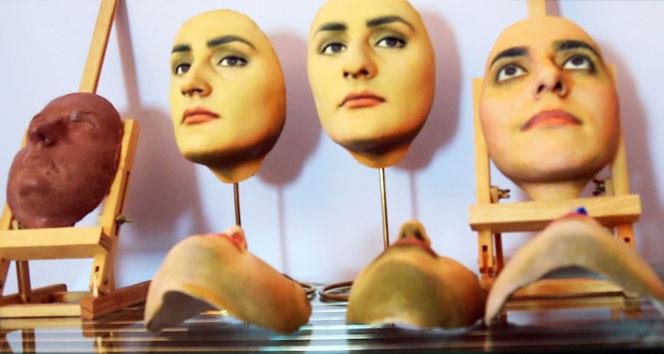 3D Mask ile burun estetiği