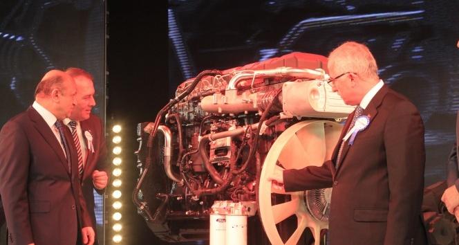 Bu motor tamamen Türk mühendislerinin eseri