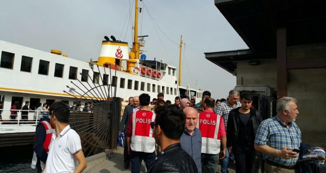 İstanbul'da 'terör' alarmı