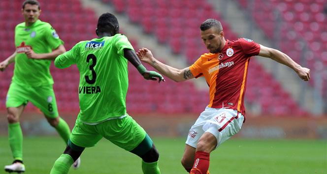 Galatasaray Çaykur Rizespor maçı özeti