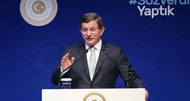 Davutoğlu: İşgal altındaki İslam topraklarını kurtarmalıyız